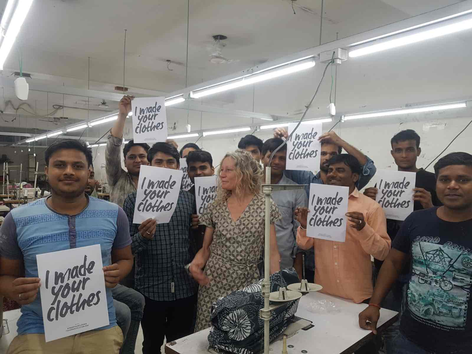 Fashion Revolution and Ethical Clothing: #WhoMadeMyClothes?